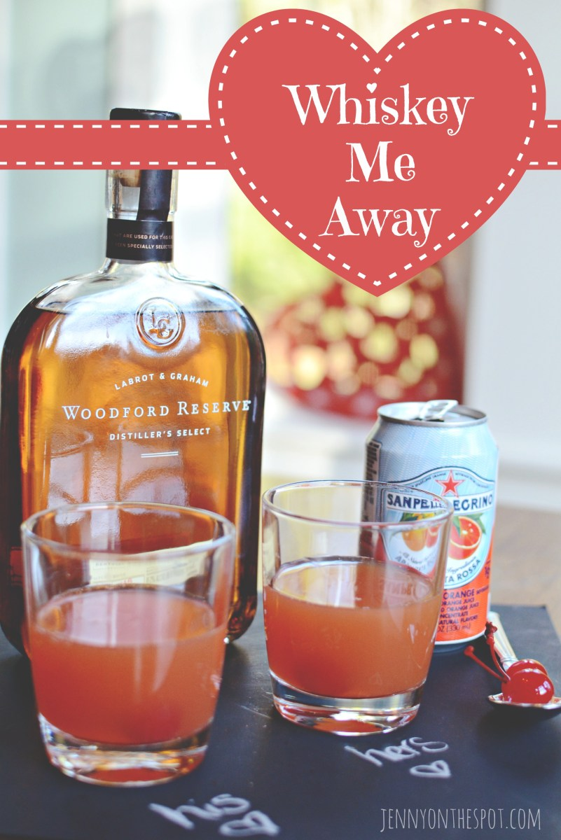 Valentine Drink feat. Whiskey: Whiskey Me Away