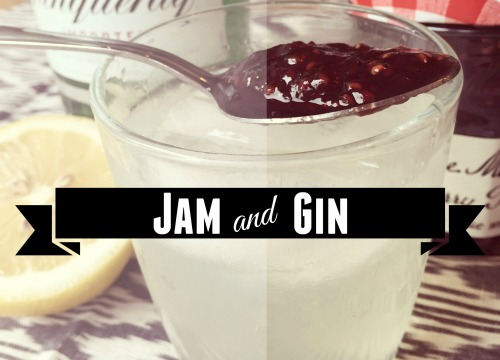 Take It On Tuesday: How To Make A Jam and Gin