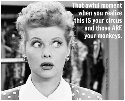 Not my circus, not my monkeys via @jennyonthespot