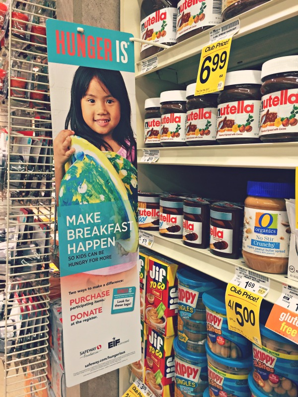 Hunger Is | Nutella | Safeway