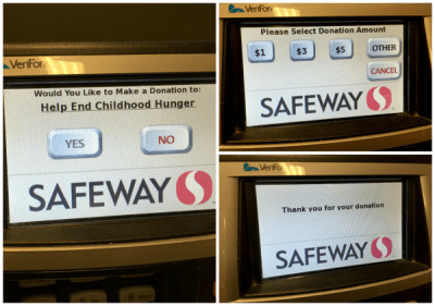 Hunger Is | Safeway | Give at registers