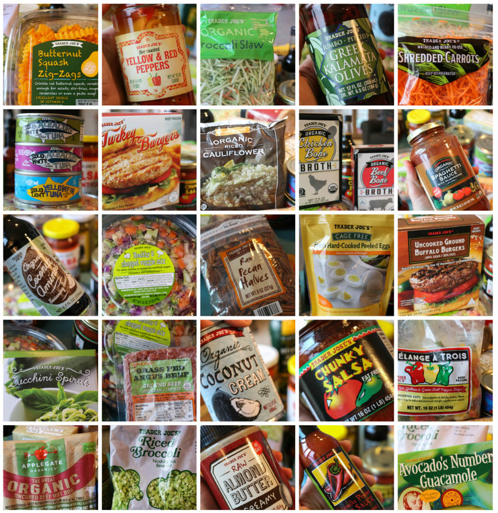 Whole30 Compliant Finds at Trader Joe's
