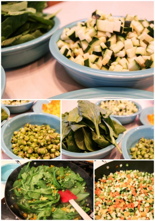 Veggie-loaded breakfast hash
