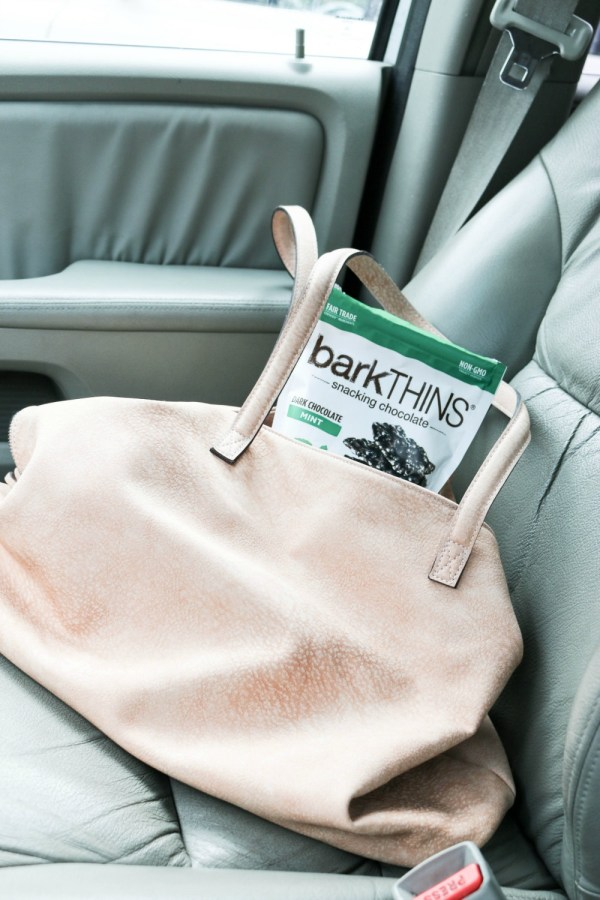 On=the-go snack   barkTHINS