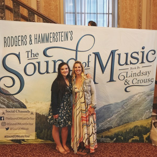 The Sound of Music On Tour in Seattle