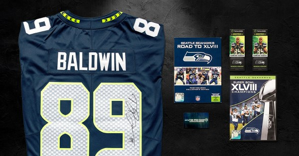 CenturyLink Boostbox Seahawks