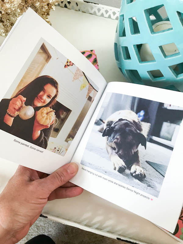 Instagram to Chatbooks Memory Book