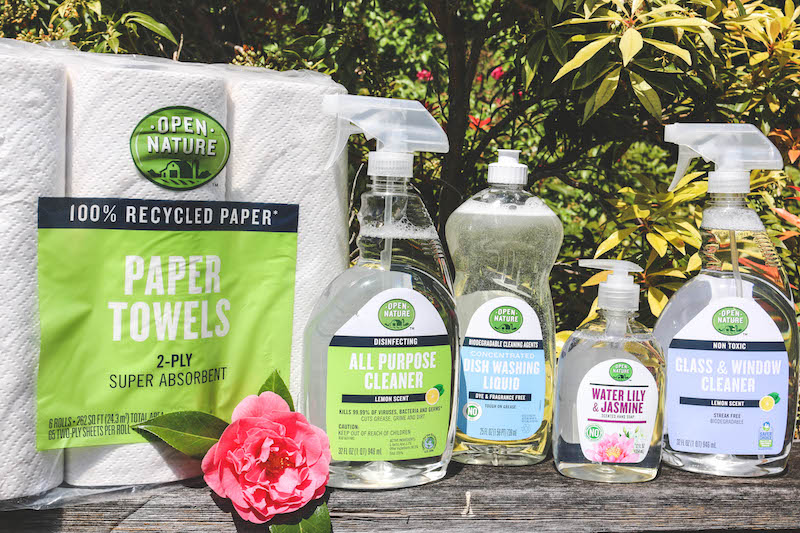 Open Nature Cleaning Products