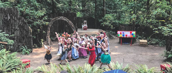 Tuck Everlasting Review at the Kitsap Forest Theater