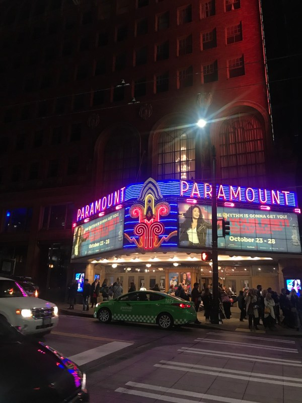 On Your Feet Paramount Seattle
