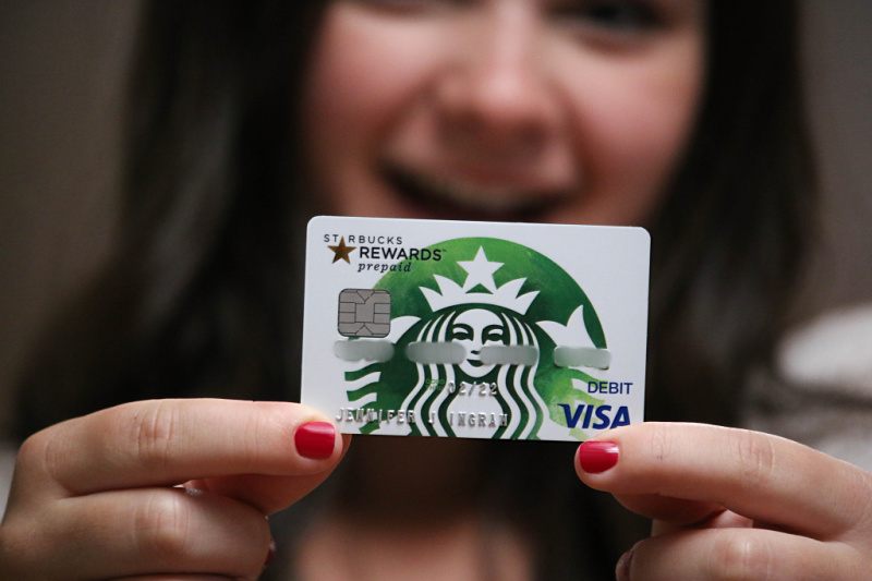 Starbucks Prepaid Card: A Lesson in Teen Personal Finance