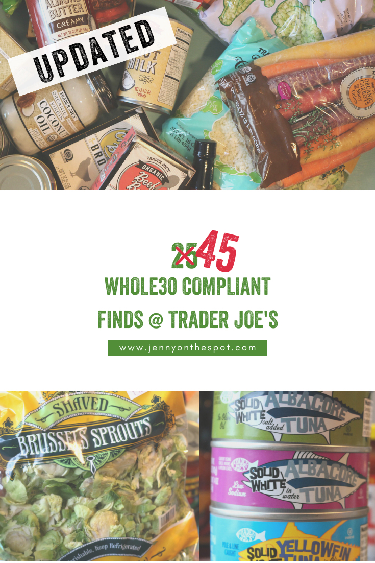 Over 25 Whole30 Compliant Foods Finds at Trader Joe's (2)