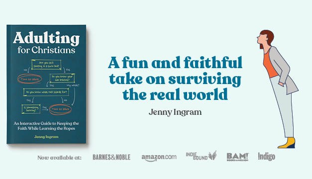 My First Book – A Fun and Faithful Take on Surviving the Real World