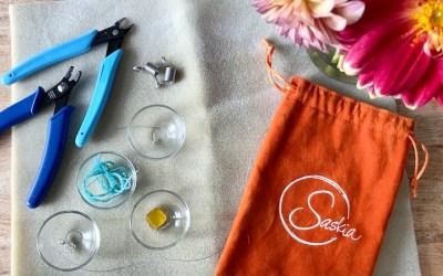 DIY Beaded Jewelry Kit by Saskia