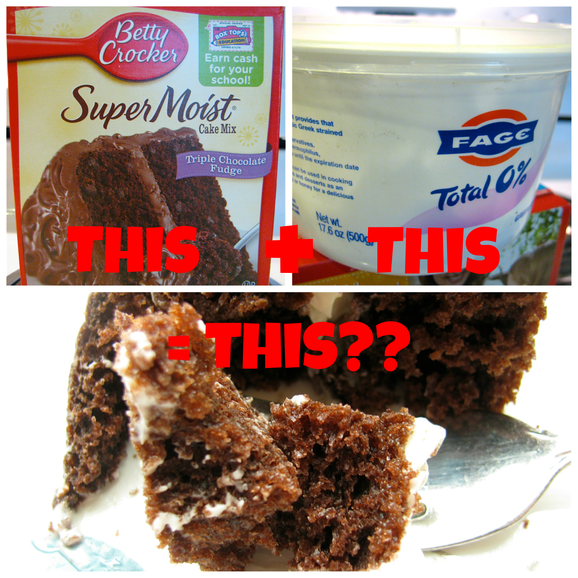 Really Pinterest Cake Mix And Greek Yogurt Jennyrambles
