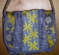 gray and yellow purse2