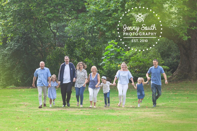 Familyphotoshootatsaltram
