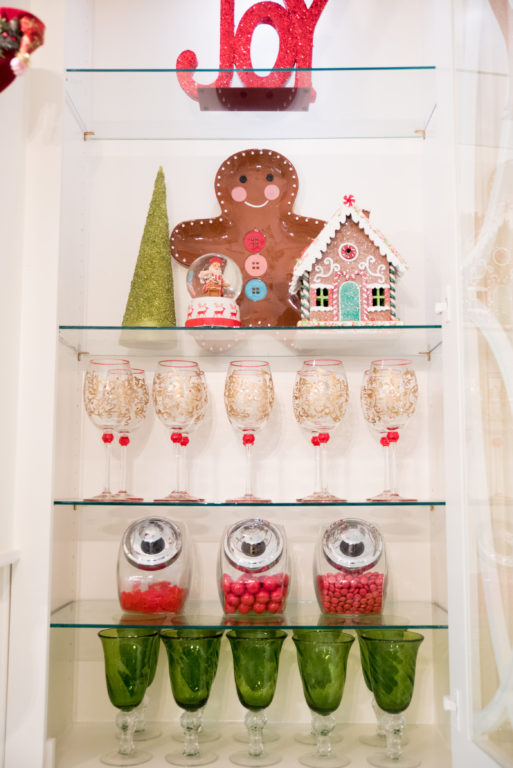2016 Christmas Home Tour | Jenny Tamplin Interiors | Part 2 | A Wonderland Bakery