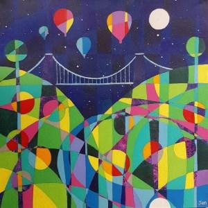 Bristol moon by jenny urquhart