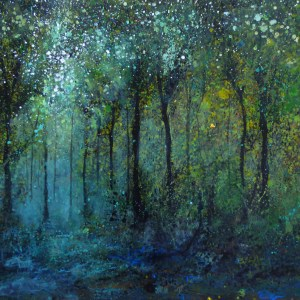 Leigh woods near Bristol by Jenny Urquhart