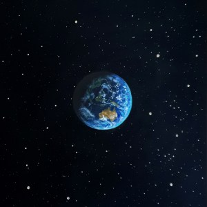 Our little planet called Earth by Jenny Urquhart