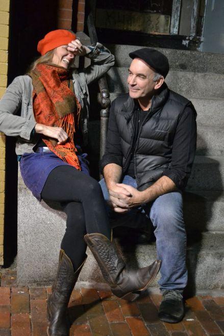 Jenny Van West & Ed DesJardins | Photo: Communicado! / Nancy McGinnis