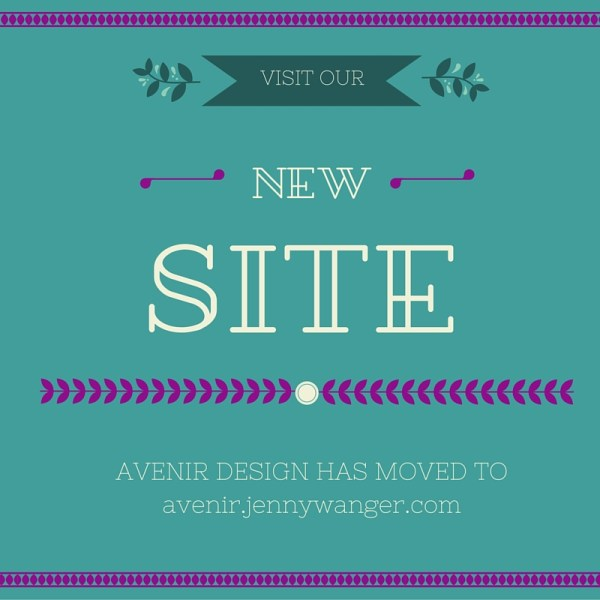 We've moved--new site