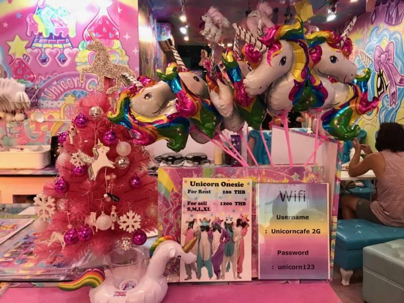 Unicorn paraphernalia for sale