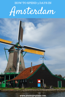 Looking for the best way to spend 3 days in Amsterdam? From the Anne Frank House and Museum to taking a canal cruise, here are the must-see attractions that should be on your list. Save to your travel board for inspiration. #amsterdam #thenetherlands #amsterdamtravel #traveltips #amsterdamitinerary #europetrip #europetravel