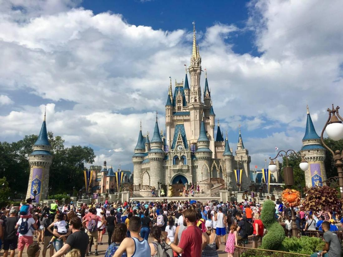 Day Trips in Florida to Disney World