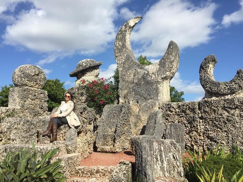day trips from Miami Florida Coral Castle