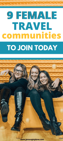 Looking to join an inspiring female travel community? The all-women travel groups on this list are empowering their members to have adventures around the world and make friends along the way.