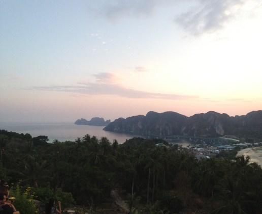 Views from Koh Phi Phi