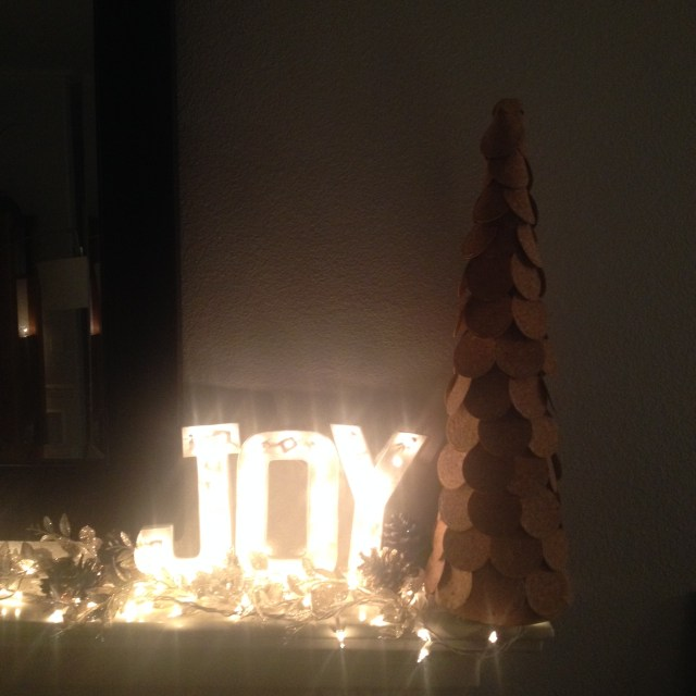 Decorative Cork Tree by Jen's Blossoms