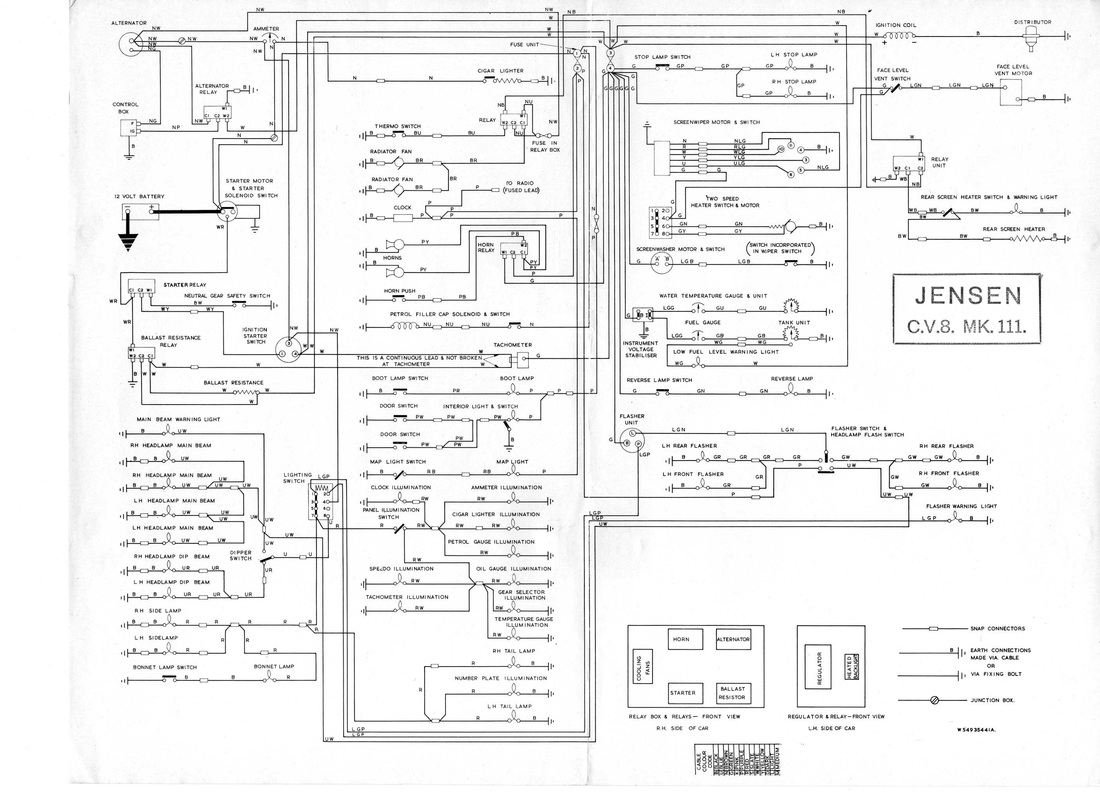 Autocar Xpeditor Wiring Schematic