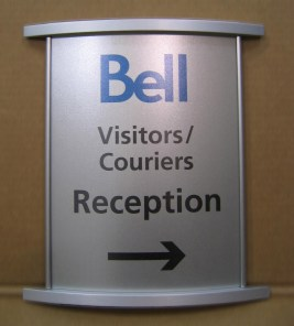 architectural - Wayfinding Signs