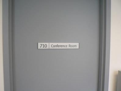 interior signs - Custom Made Door Signs
