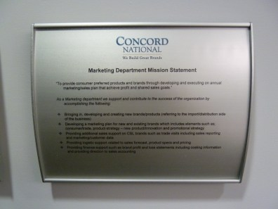 interior signs - Architectural Plaques