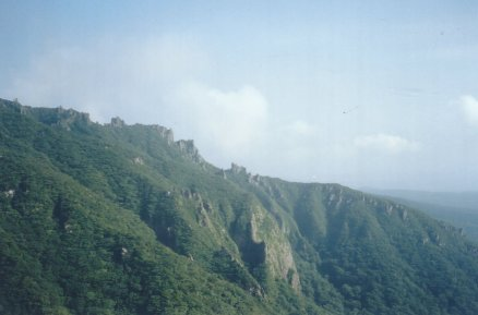 Ilchulbong Crater (2)