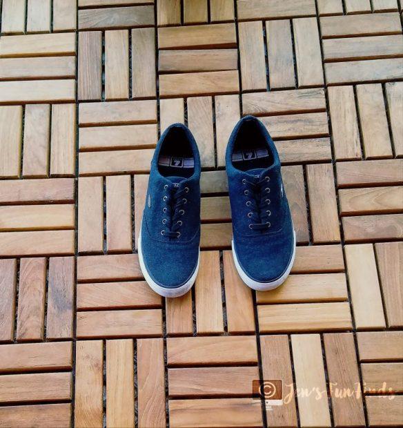 Lugz footwear- Seabrook Canvas Sneakers