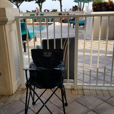 Ciao Portable High Chair for Families on the Go