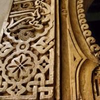 Door Frame inside the Alhambra