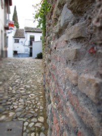 The Streets of the Albaicin