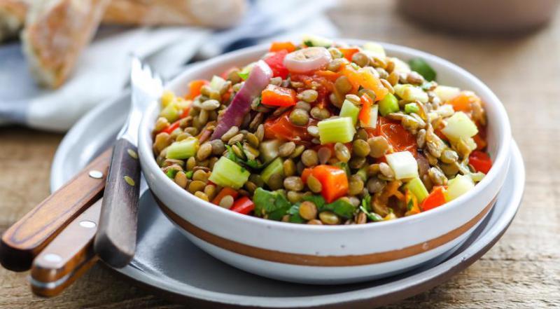 Чечевичная диета - отличный способ похудеть, не голодая