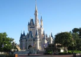Cinderella's Castle - Magic Kingdom