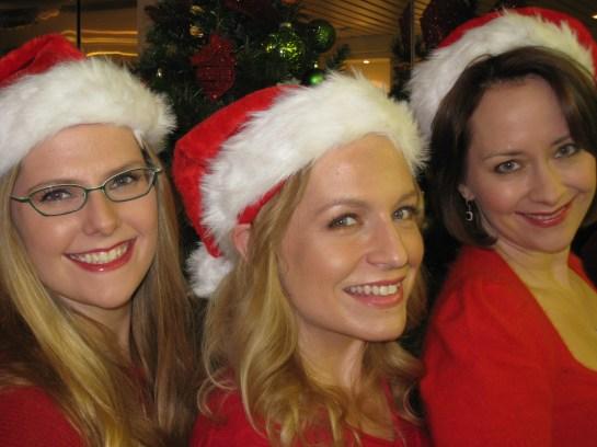 Santa's Little SecretThe ladies of Santa's Little Secret