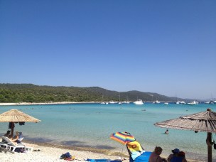 Saharun Beach, Dugi Otok