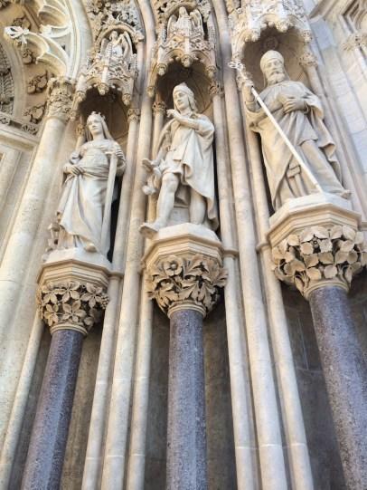 Cathedral, Zagreb, Croatia