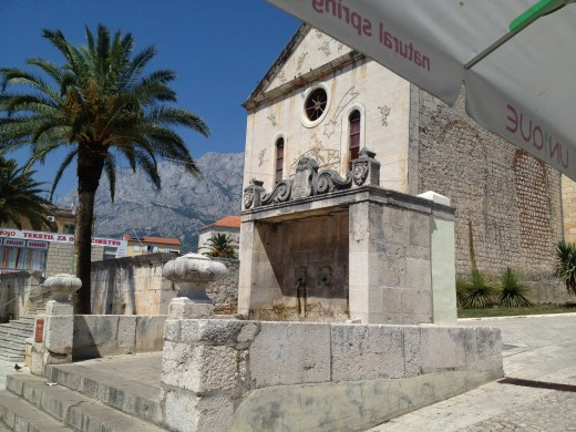 Makarska, Croatia - old town