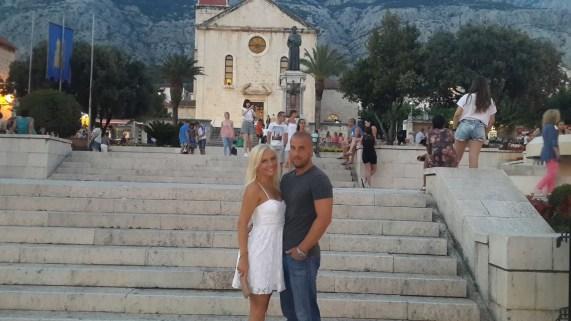 Old Town, Makarska, Croatia